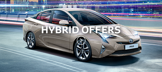 Find our best offers to have a Hybrid car in your life